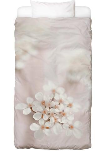 Juniqe Bettwäsche »Pastel Flower Queen Ann Lace«, In vielen weiteren Designs erhältlich kaufen