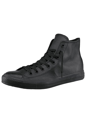 Converse Sneaker »Chuck Taylor All Star Hi Monocrome Leather«, Monocrom kaufen