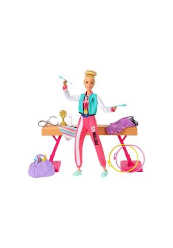 Barbie Spielfigur »Spielset Turnen«, (Set) kaufen