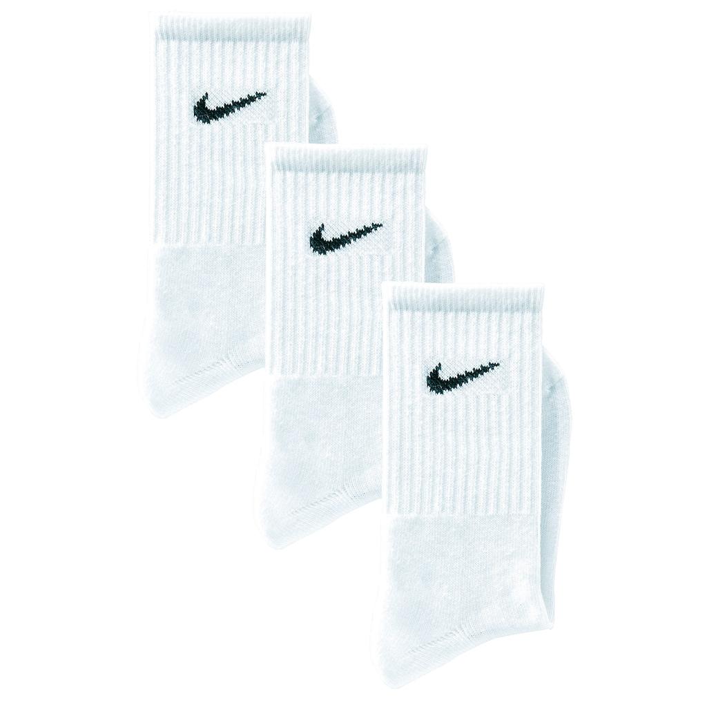 Nike Sportsocken, (3 Paar), mit Frottee