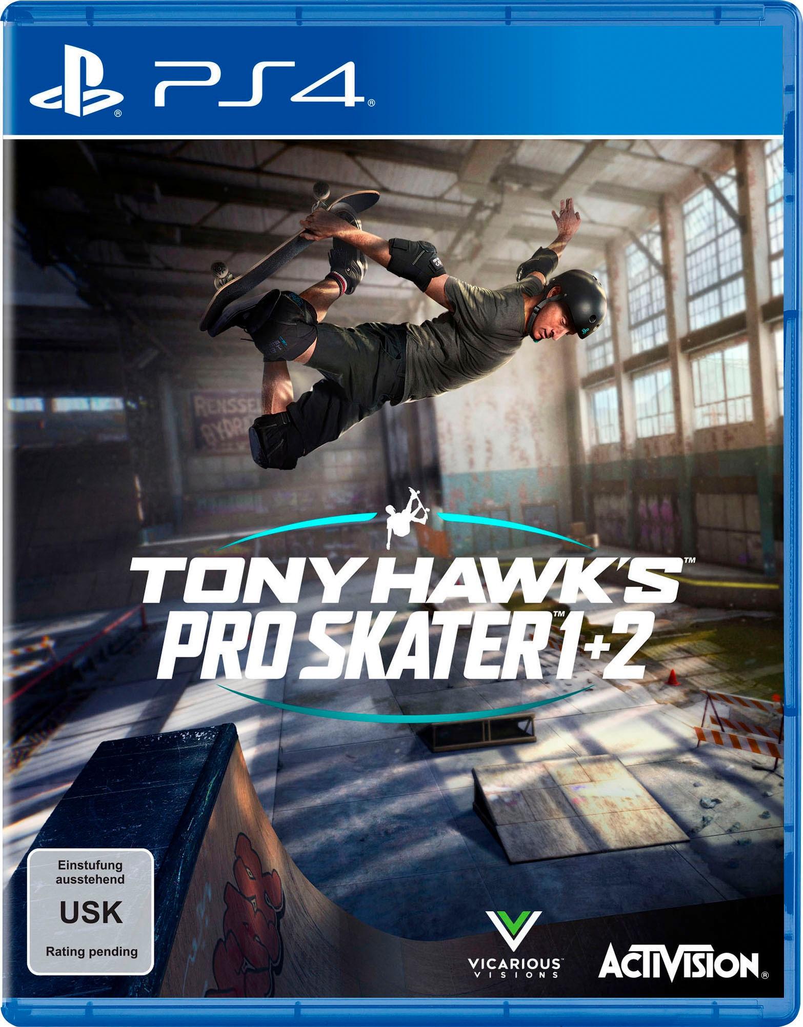 Image of Activision Spiel »Tony Hawk 's Pro Skater 1+2«, PlayStation 4