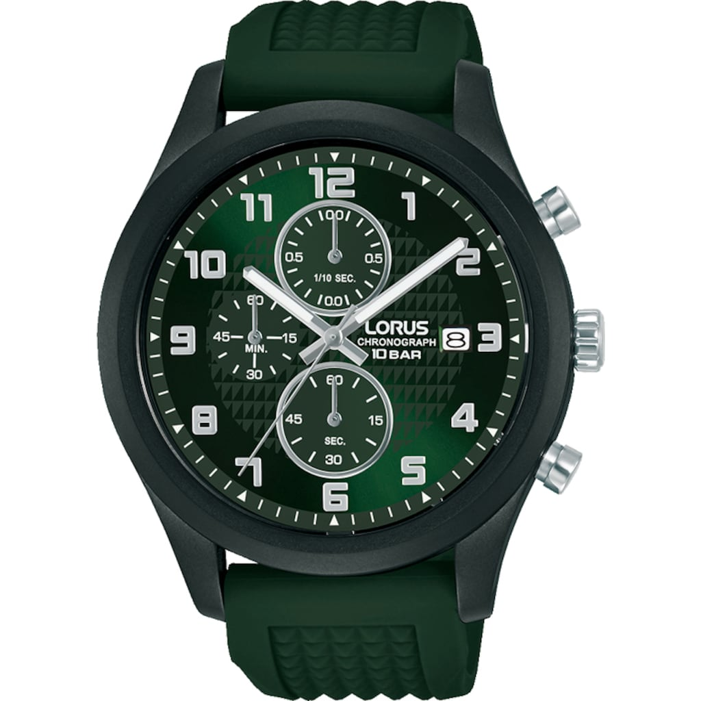 LORUS Chronograph »RM387GX9«