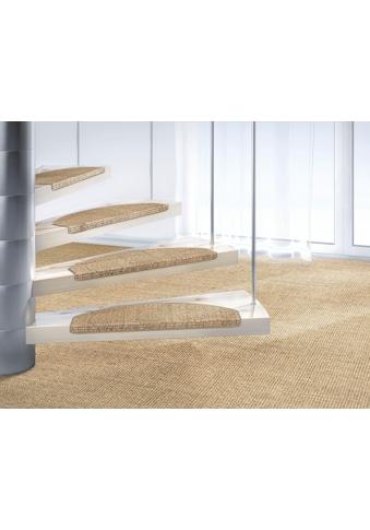 Dekowe Stufenmatte »Mara S2«, halbrund, 5 mm Höhe, 100% Sisal, grosse Farbauswahl,... kaufen