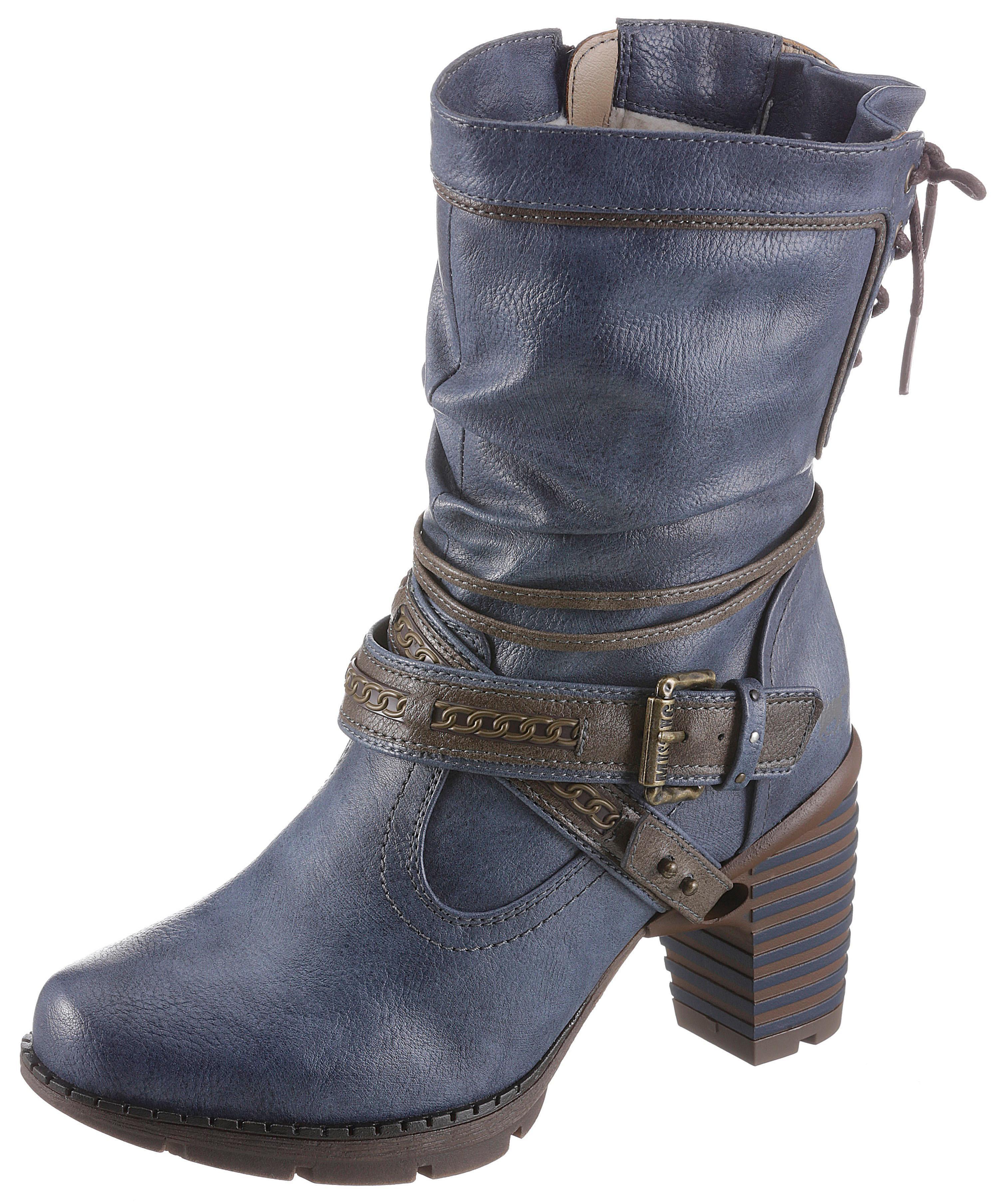 sale retailer f7a51 72940 Mustang Shoes Winterstiefel