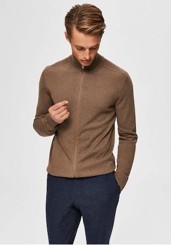 SELECTED HOMME Cardigan »Berg Full Zip Cardigan« kaufen