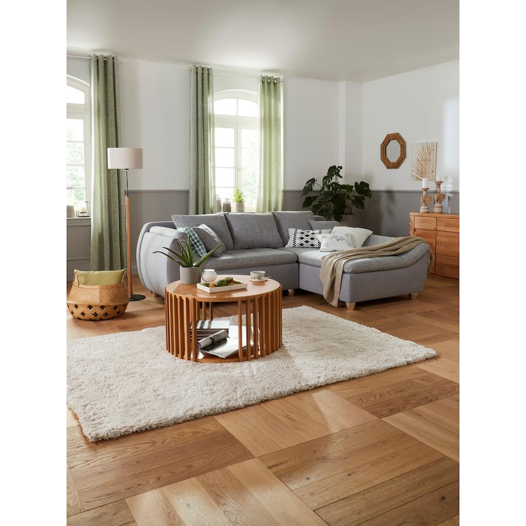 Home affaire Kissenhüllen »Inka«, (3 St., 1x 40x40cm-1x 50x50cm-1x 30x50cm), mit feinen Mustern