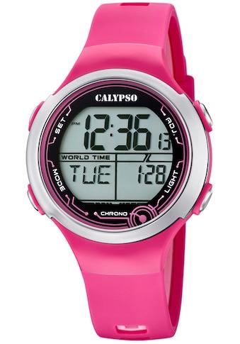 CALYPSO WATCHES Chronograph »Digital Crush, K5799/3« kaufen