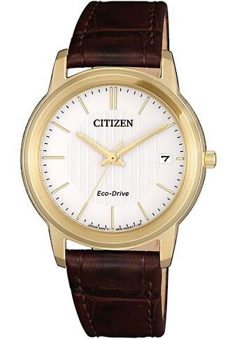 Citizen Solaruhr »FE6012-11A« kaufen