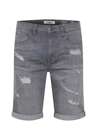 Blend Jeansshorts »Deniz«, kurze Hose mit Destroyed-Effekten kaufen