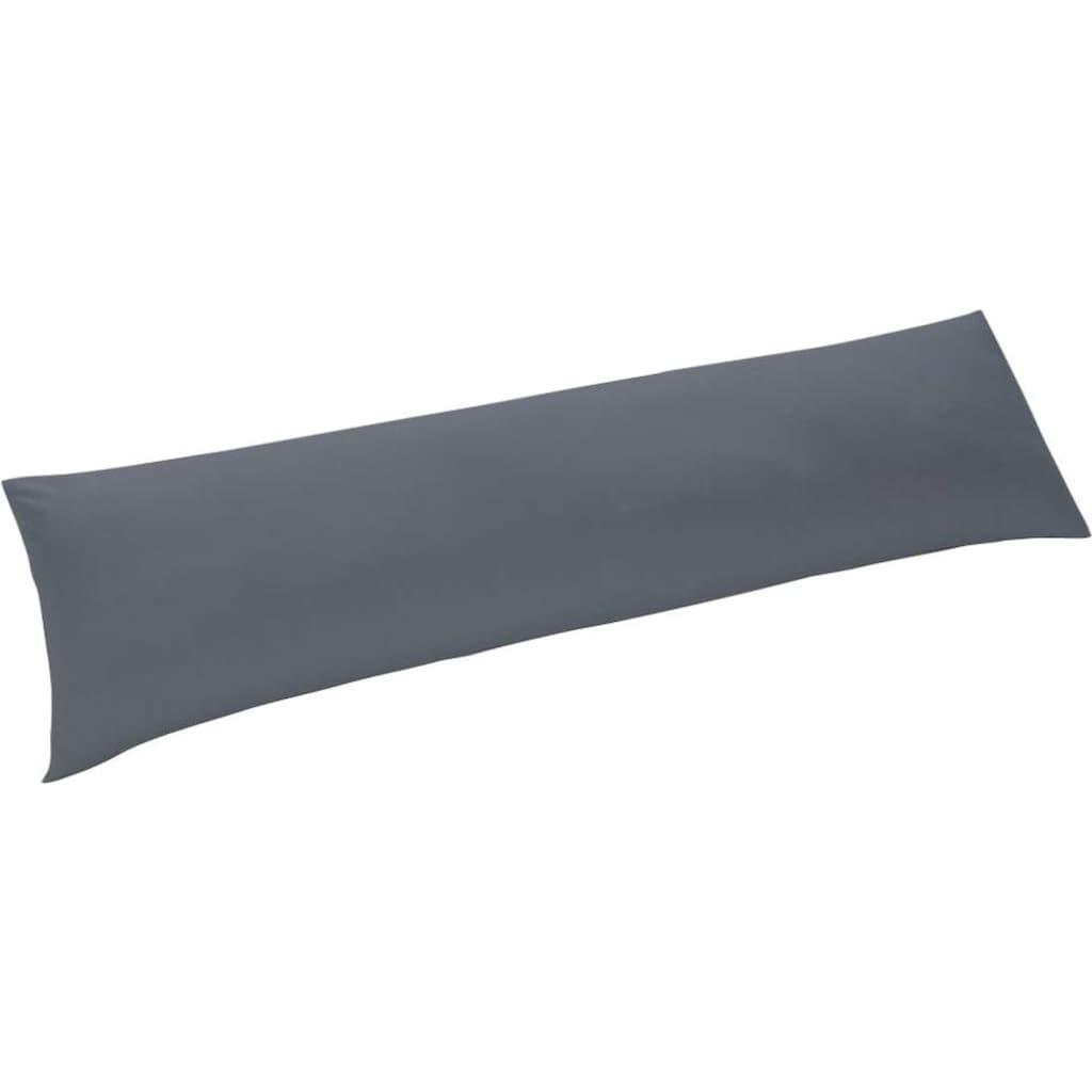 Schlafgut Kissenbezug »Seitenschläferkissen«, (1 St.), aus weichem Jersey mit Elasthan