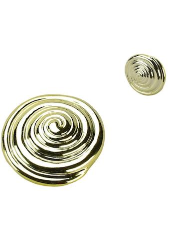 Liedeco Dekomagnet »Schnecke«, (Packung, 2 St.), für metallische Flächen kaufen