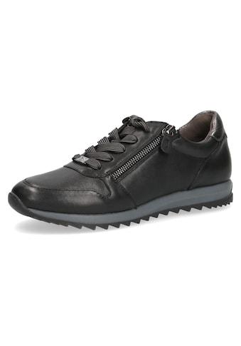 Caprice Sneaker, mit seitlichem Reissverschluss, Komfortweite kaufen