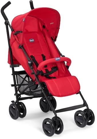 Chicco Kinder-Buggy »London, red passion«, mit schwenk- und feststellbaren... kaufen