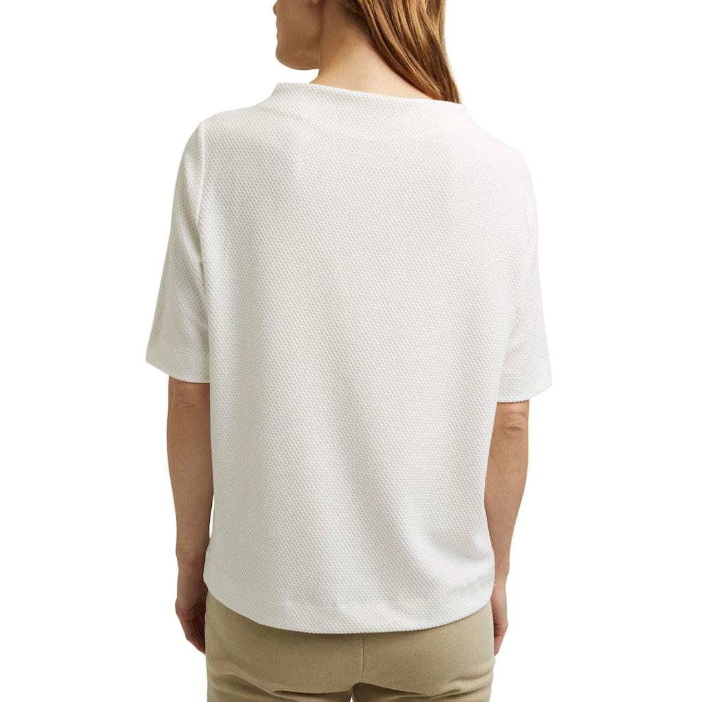 Esprit Sweater, aus leicht strukturierter Qualität