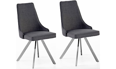 MCA furniture Esszimmerstuhl »Elara B«, drehbar 180° mit Nivellierung, Belastbar bis... kaufen