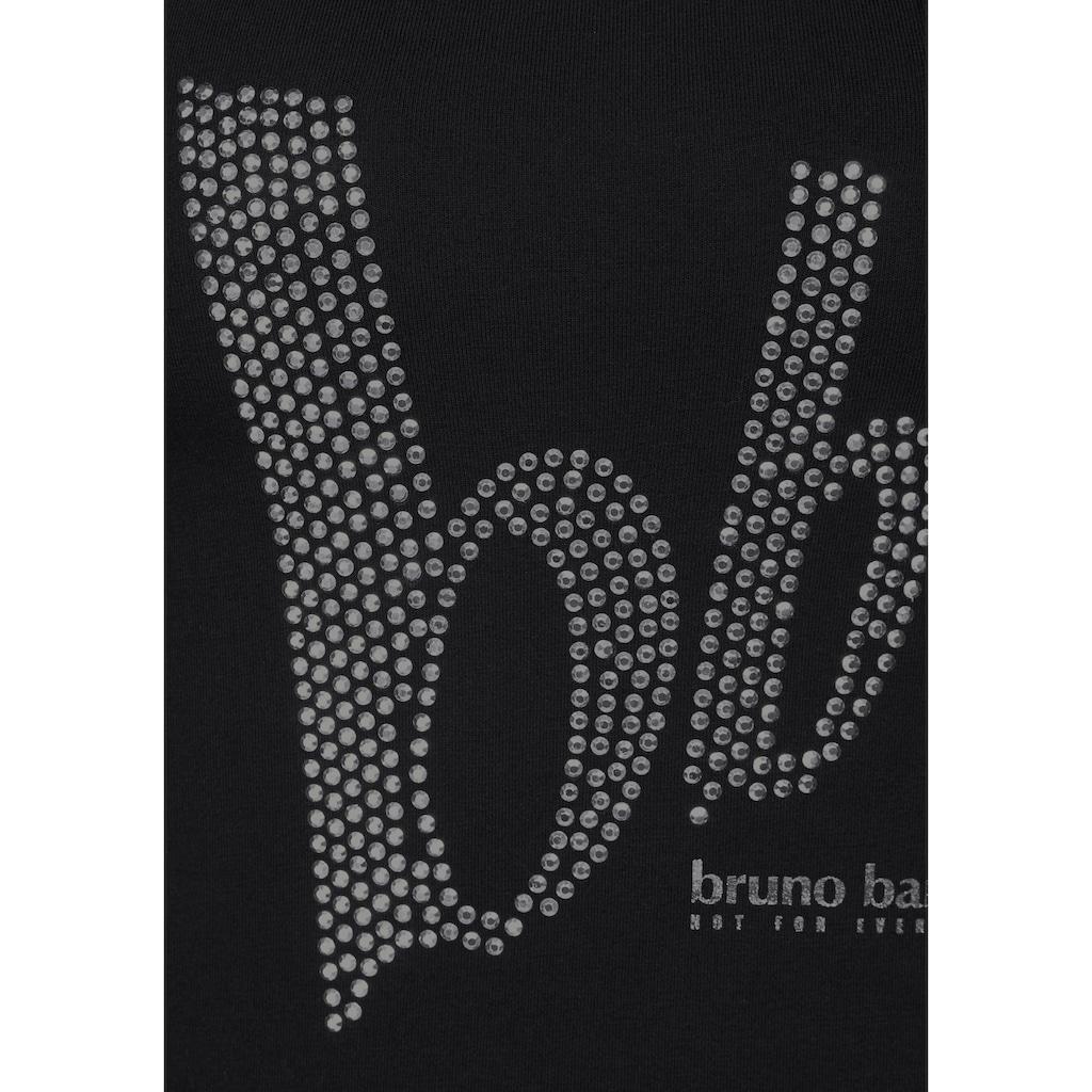 Bruno Banani T-Shirt, Statement-Print