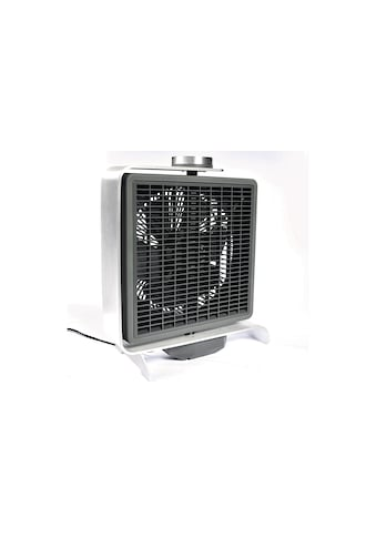 KOENIG Bodenventilator »Malmö 40 cm Schwarz Silberfarben« kaufen