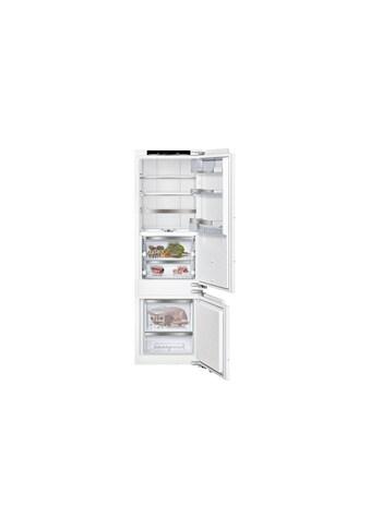 SIEMENS Einbaukühlgefrierkombination »iQ700 KI87FPFE0 A++« kaufen