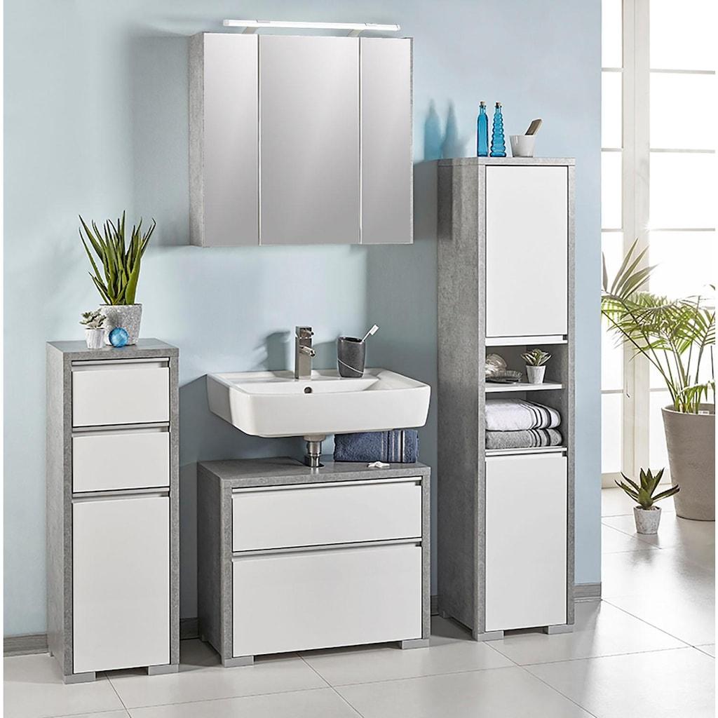 Schildmeyer Waschbeckenunterschrank »Bello«, Breite 67 cm