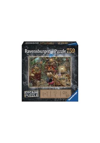 Ravensburger Puzzle »Escape 3 Hexenküche« kaufen