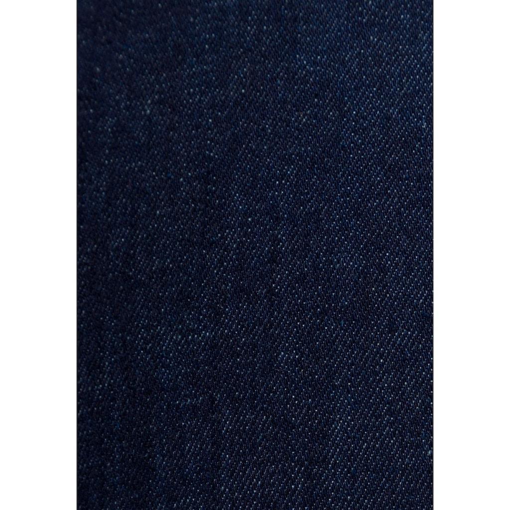 TOMMY HILFIGER Skinny-fit-Jeans »HERITAGE COMO SKINNY RW«, mit Tommy Hilfiger Logo-Badge