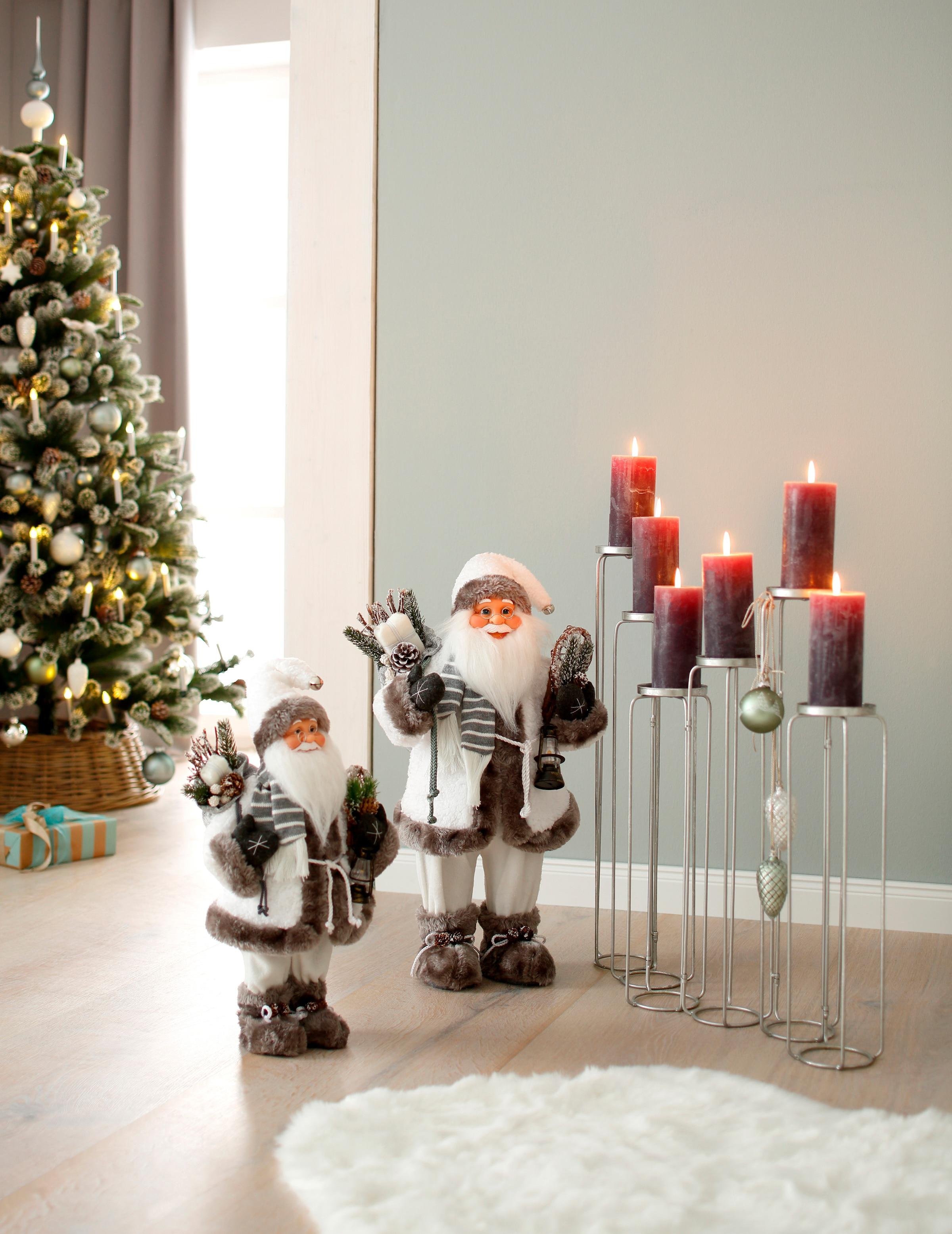 Weihnatchtsmänner Dekoration