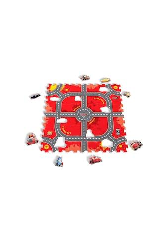 Knorrtoys® Puzzle »Cars Modular Race« kaufen
