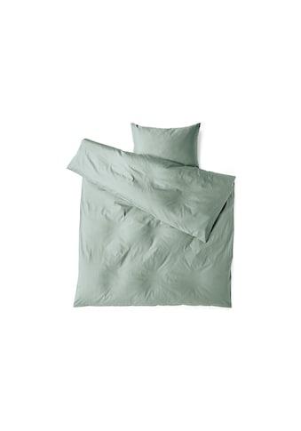 Divina Bettbezug »Mako Satin Uni Aqua«, (1 St.) kaufen