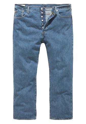 Levi's® Plus Straight-Jeans »501« kaufen