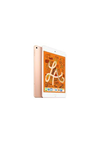 iPad mini, Apple, »2019 Cellular 64 GB Goldfarben« kaufen