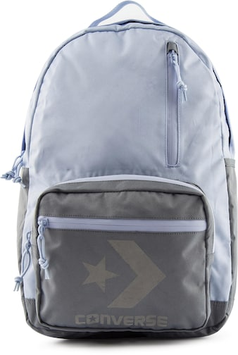 ♕ Converse Freizeitrucksack »Block Essential Backpack, Grey