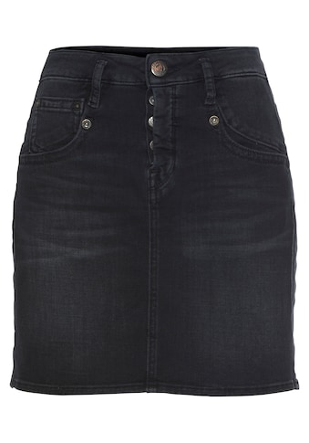Herrlicher Jeansrock »SHYRA SKIRT«, Black Denim kaufen