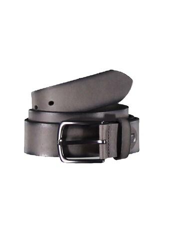 Engbers Ledergürtel, mit Metallschliesse kaufen