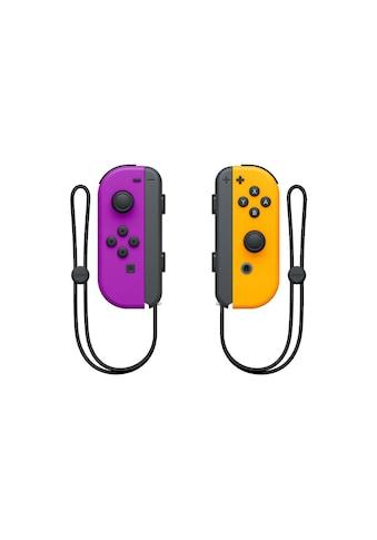 Nintendo Switch-Controller »Joy-Con Set Neon-Lila/Neon-Orange« kaufen