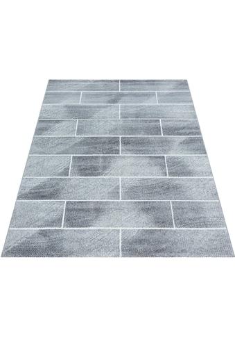 Ayyildiz Teppich »Beta 1110«, rechteckig, 11 mm Höhe, Kurzflor, Wohnzimmer kaufen