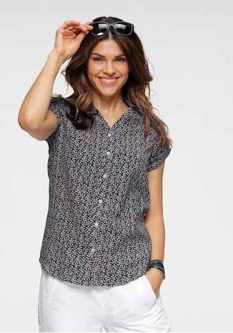 Boysen's Hemdbluse, mit kurzen Ärmeln kaufen