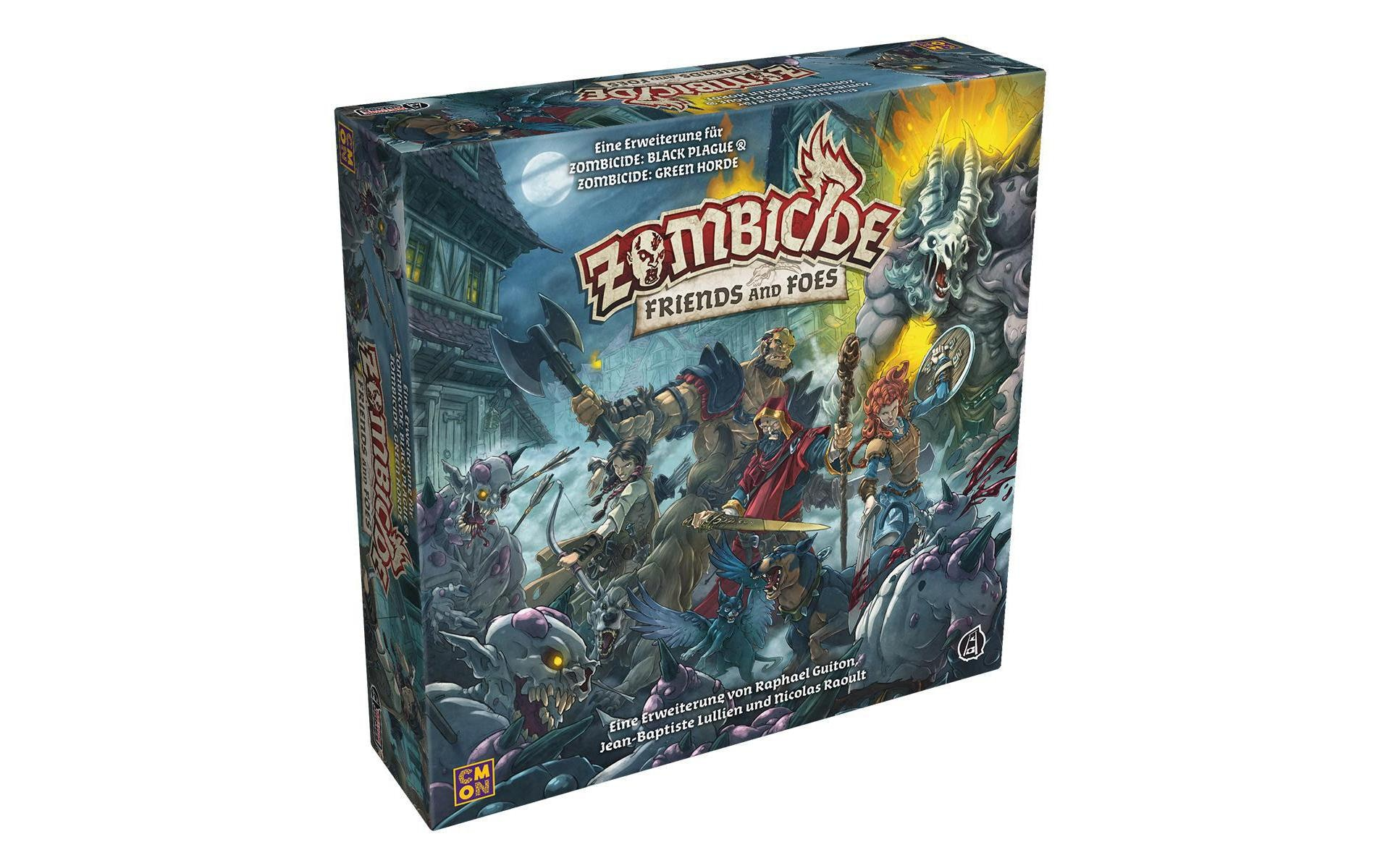 Image of ARION Spiel »Zombicide: Friends and Foes«