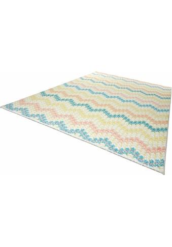 Teppich, »Peak«, MINT RUGS, rechteckig, Höhe 9 mm, maschinell gewebt kaufen