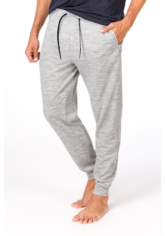 SUPER.NATURAL Jogginghose »M CITY CUFFED«, bequemer Merino-Materialmix kaufen