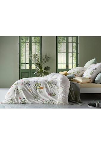 fleuresse Wendebettwäsche »Bed Art S 4188 (2/3tlg.)«, florale Streifzüge kaufen