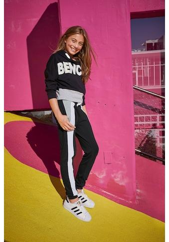 Bench. Shirt & Hose, mit Logodruck-Bündchen kaufen