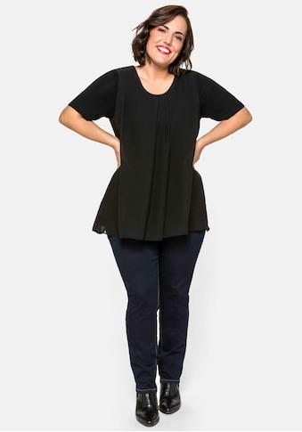 Sheego Stretch-Jeans, im 5-Pocket-Stil kaufen