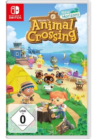 Nintendo Switch Spiel »Animal Crossing New Horizons«, Nintendo Switch kaufen