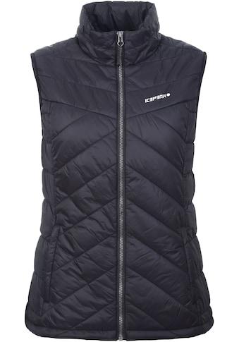 Icepeak Steppweste »BINFORD« kaufen