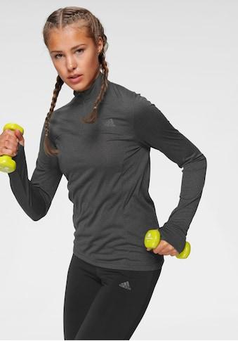 adidas Performance Laufshirt »OTR 1/2 ZIP W« kaufen