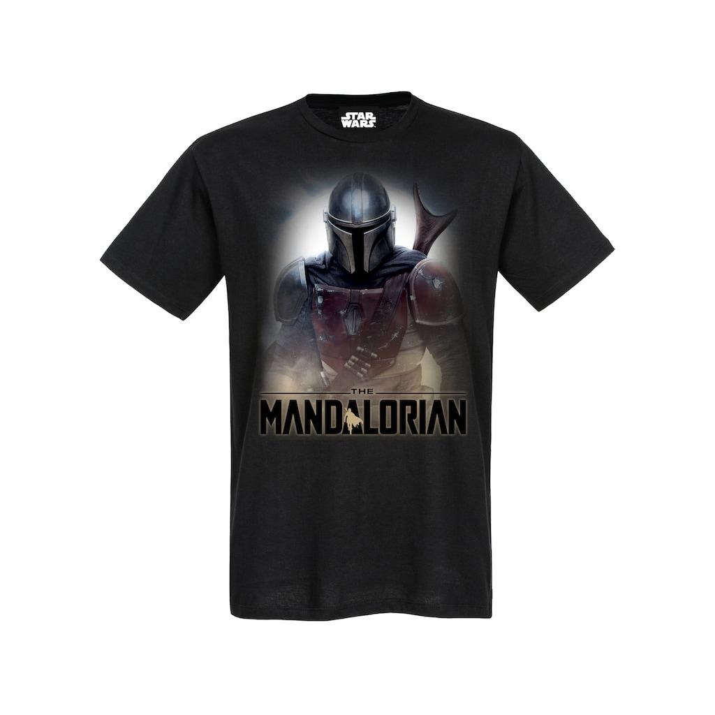 Star Wars T-Shirt »The Mandalorian The Mandalorian Fghter«