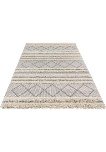 freundin Home Collection Teppich »Safi«, rechteckig, 35 mm Höhe, In- und Outdoor... kaufen