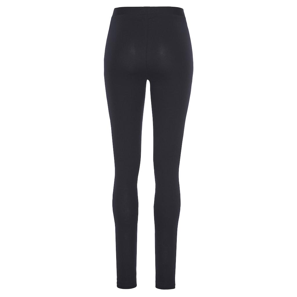 Esprit Leggings, aus hochwertigem Stretch-Jersey für eine perfekte Passform