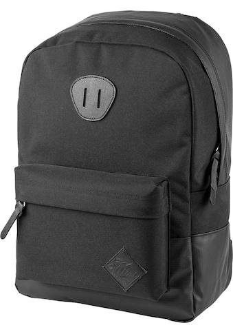 NITRO Freizeitrucksack »Urban Classic, Tough Black«, mit Laptopfach kaufen