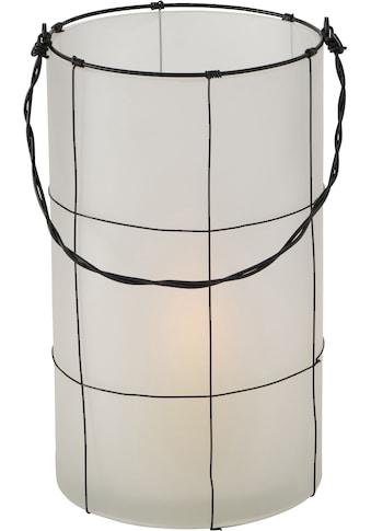 BOLTZE Windlicht »Ipura«, aus Glas & Eisen kaufen
